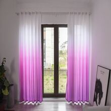 Gradient Design Single Panel Curtain