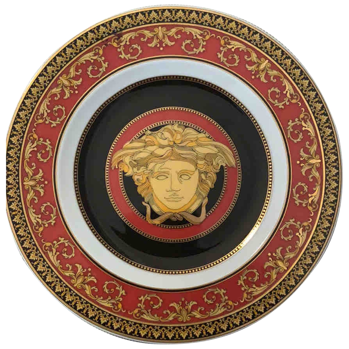 Versace \N Porcelain Home decor for Life & Living \N