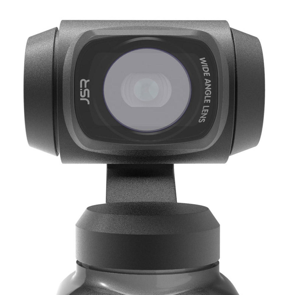 Kase Magnetic 18mm Wide Angle FPV Lens Accessories For DJI Osmo Pocket Handheld Camera