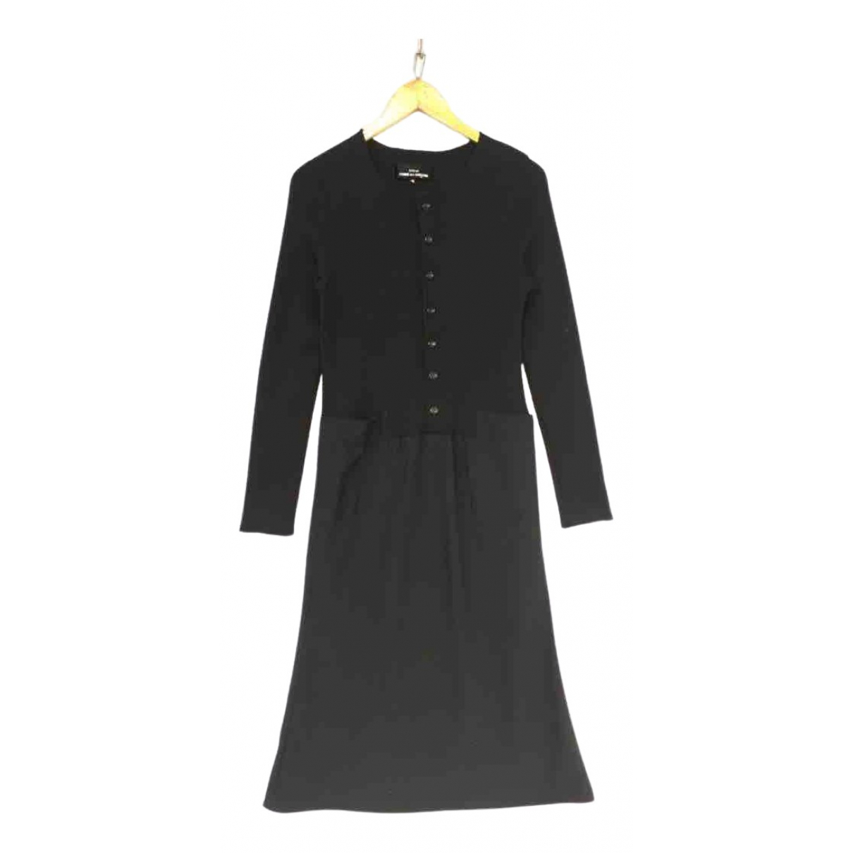 Comme Des Garcons \N Black Wool dress for Women M International