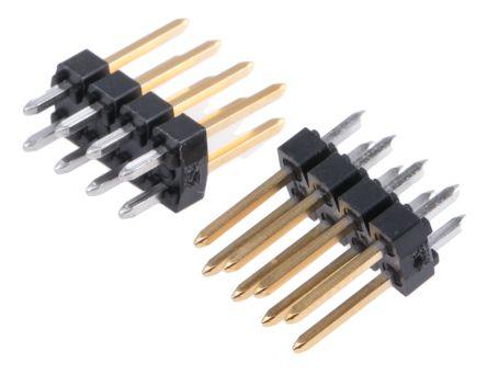 Molex , C-Grid III, 90131, 8 Way, 2 Row, Straight Pin Header (5)