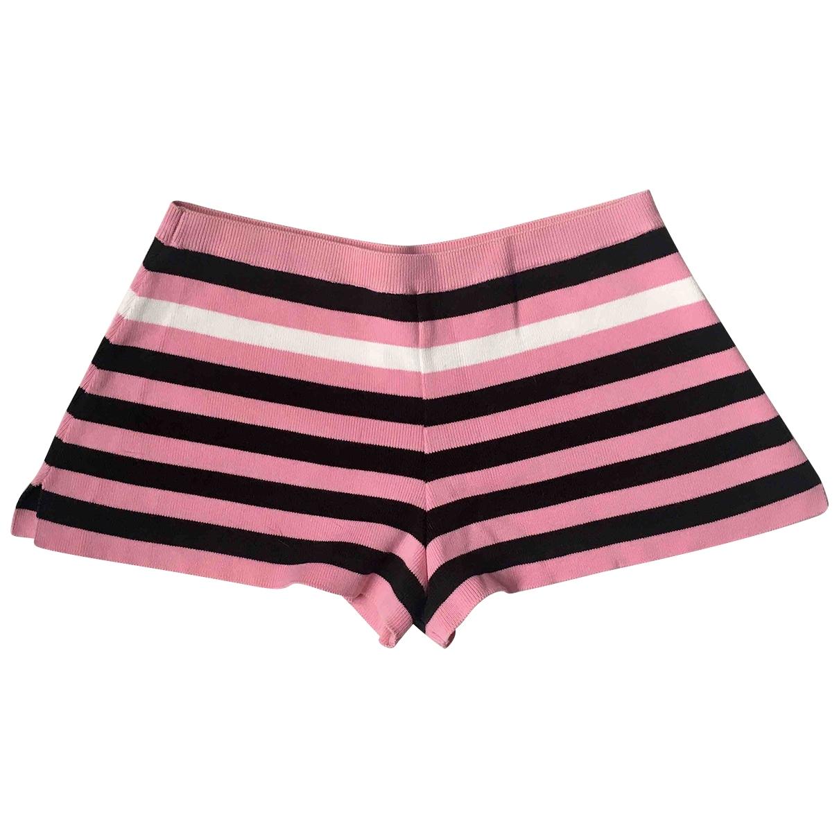 Sonia By Sonia Rykiel \N Shorts in  Rosa Baumwolle