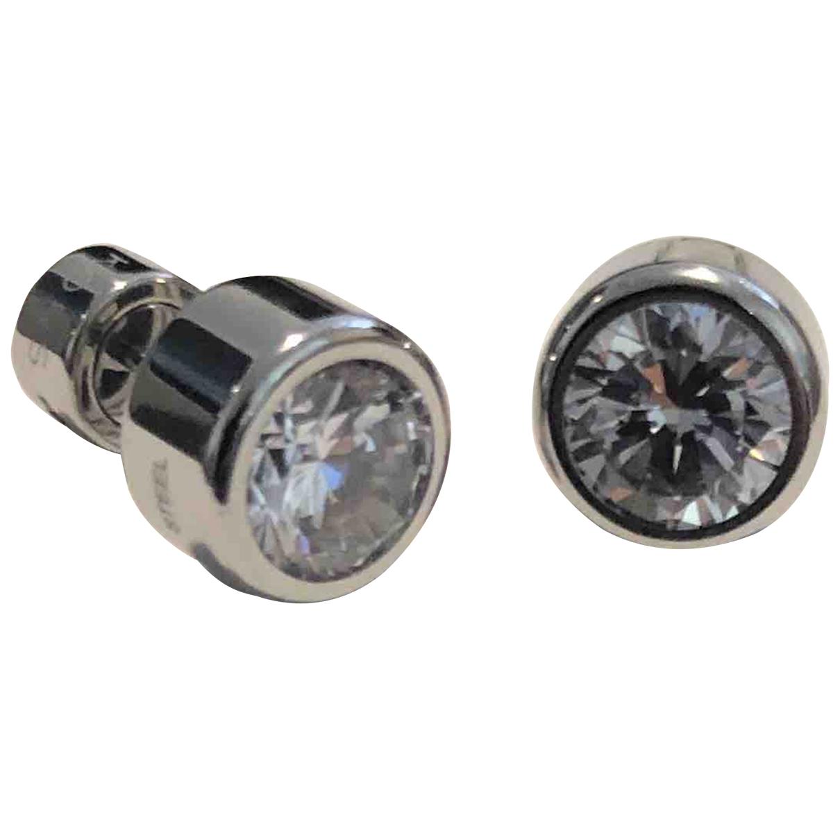 Michael Kors \N Silver Steel Earrings for Women \N
