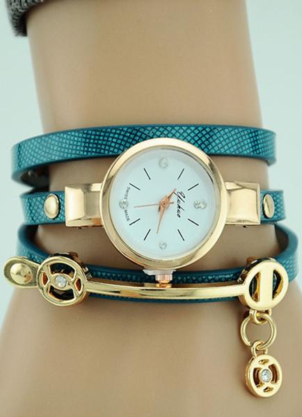 Milanoo Multilayer Strap Watches