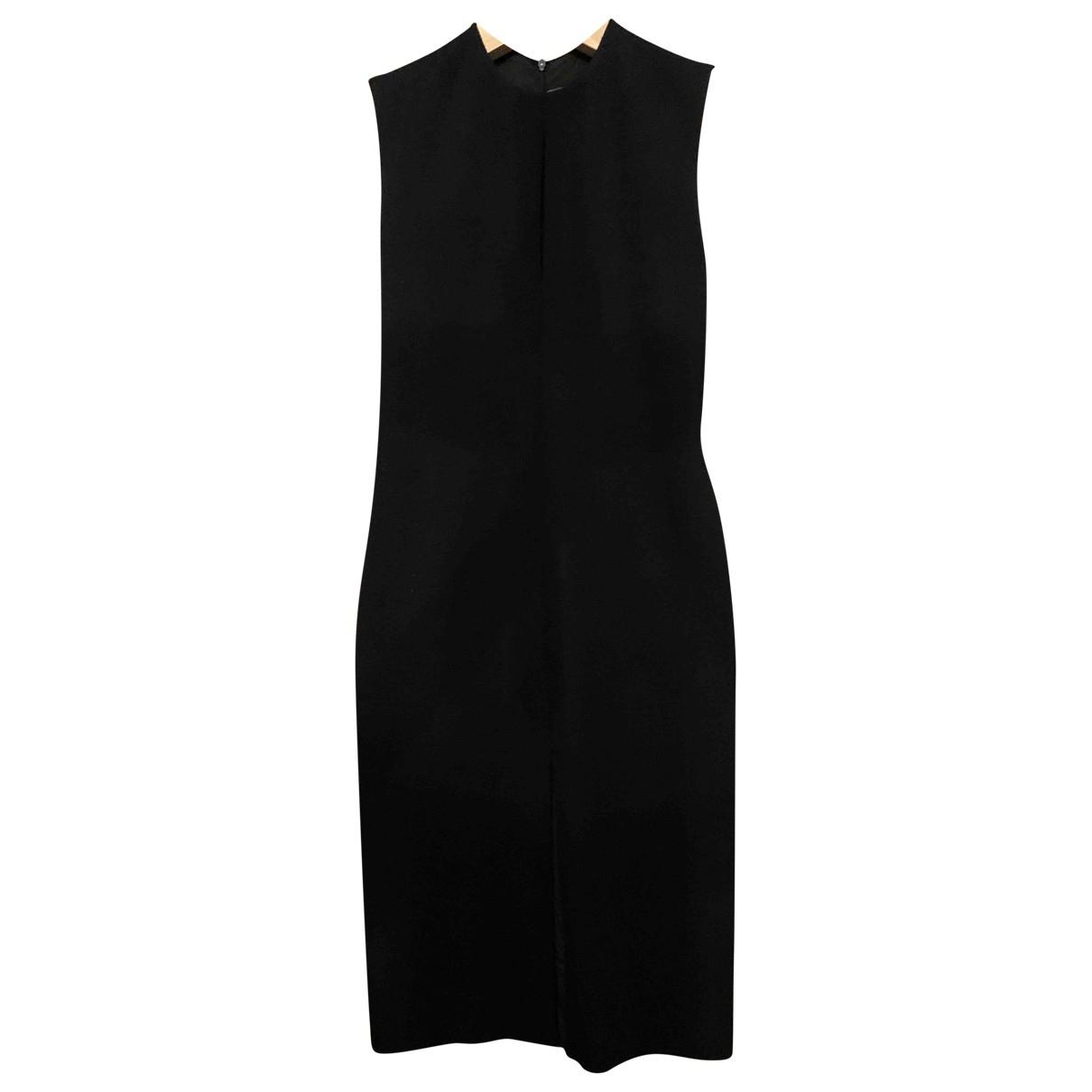 Gianni Versace - Robe   pour femme en laine - noir