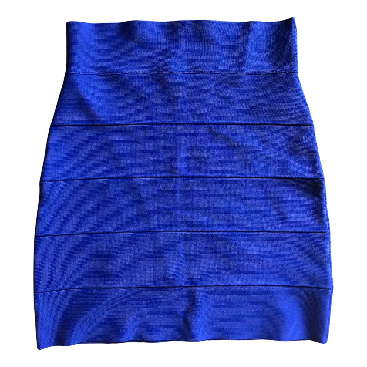 Bcbg Max Azria N Blue skirt for Women M International