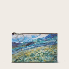Painting Graphic Purse