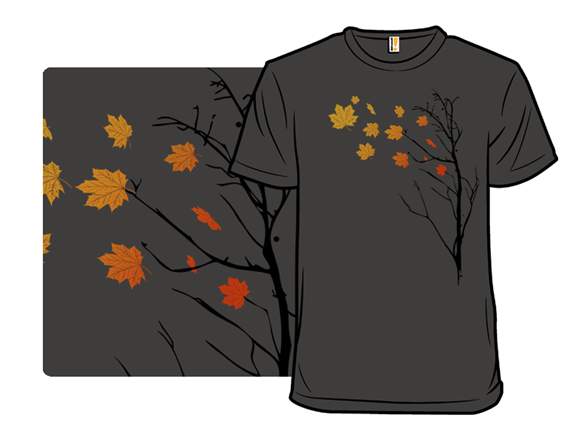 Gone With The Fall T Shirt