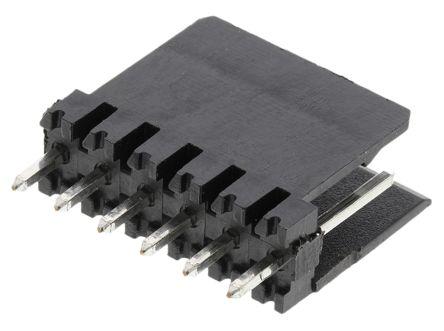 Stelvio Kontek , 475, 6 Way, 1 Row, Straight PCB Header (10)
