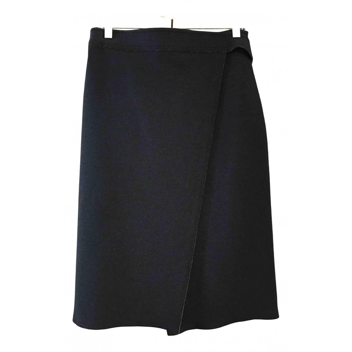 Proenza Schouler - Jupe   pour femme en laine - noir