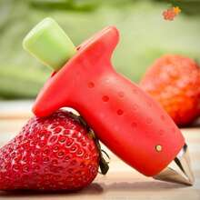 Stainless Steel Strawberry Stem Remover