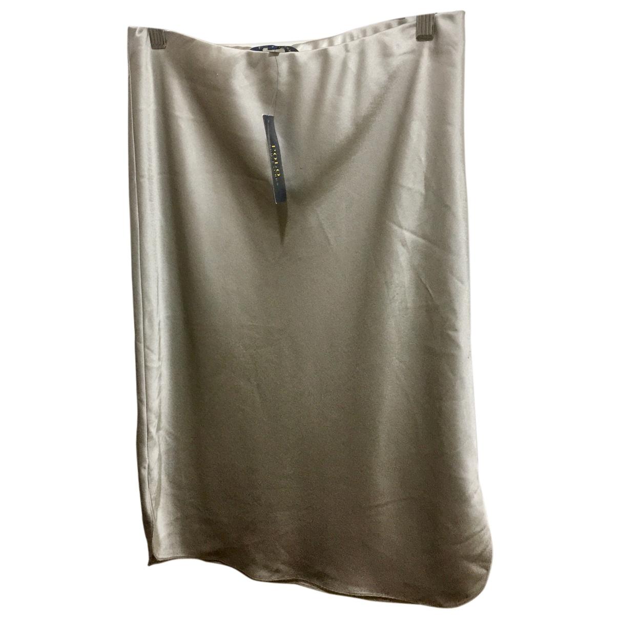 Polo Ralph Lauren - Jupe   pour femme - argente