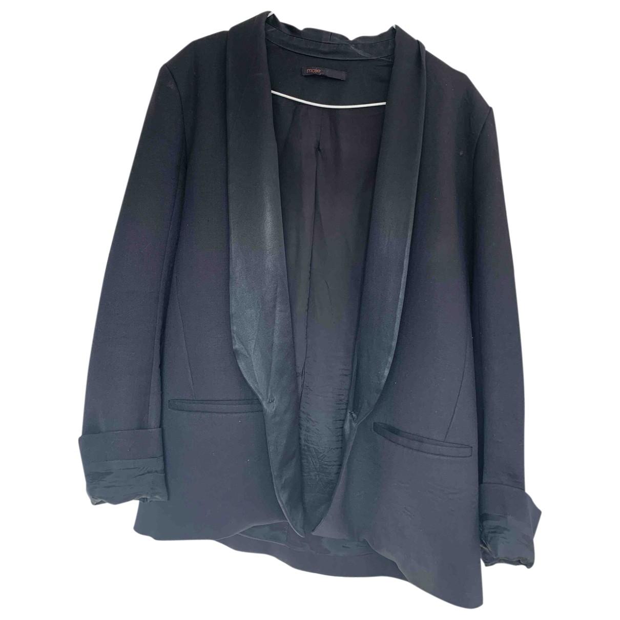 Maje \N Black jacket for Women 40 FR
