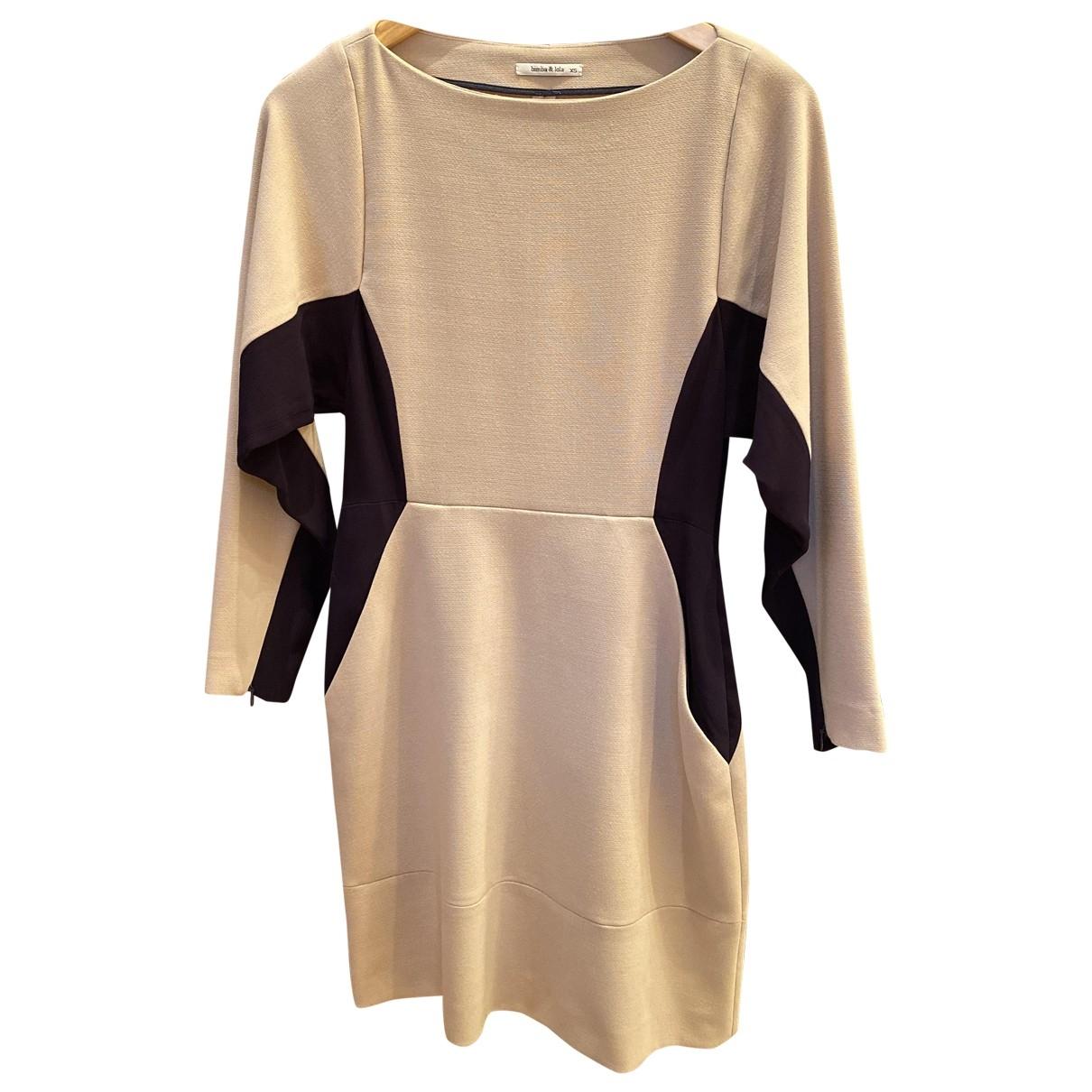 Bimba Y Lola \N Grey dress for Women XS International