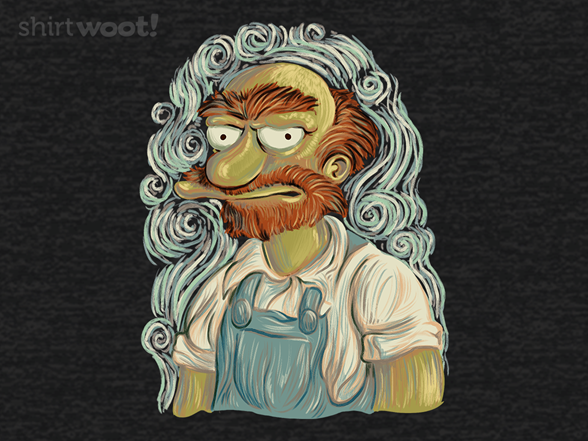 Portrait Of A Scotsman T Shirt