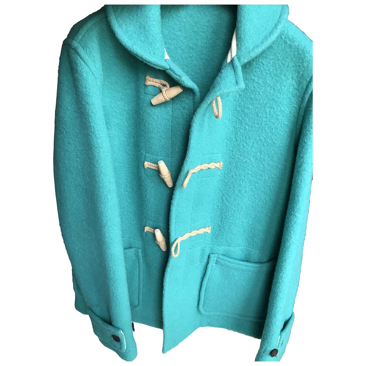 Ymc - Manteau   pour homme en laine