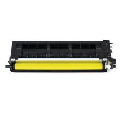 Compatible Brother MFC-L8850CDW jaune cartouche de toner de Moustache, haut rendement