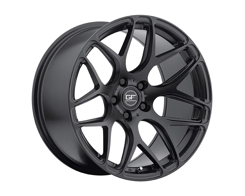 MRR Design Matte Black GF9 Wheel 20x9.5