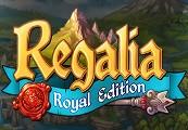 Regalia: Of Men and Monarchs Royal Edition EU Steam CD Key