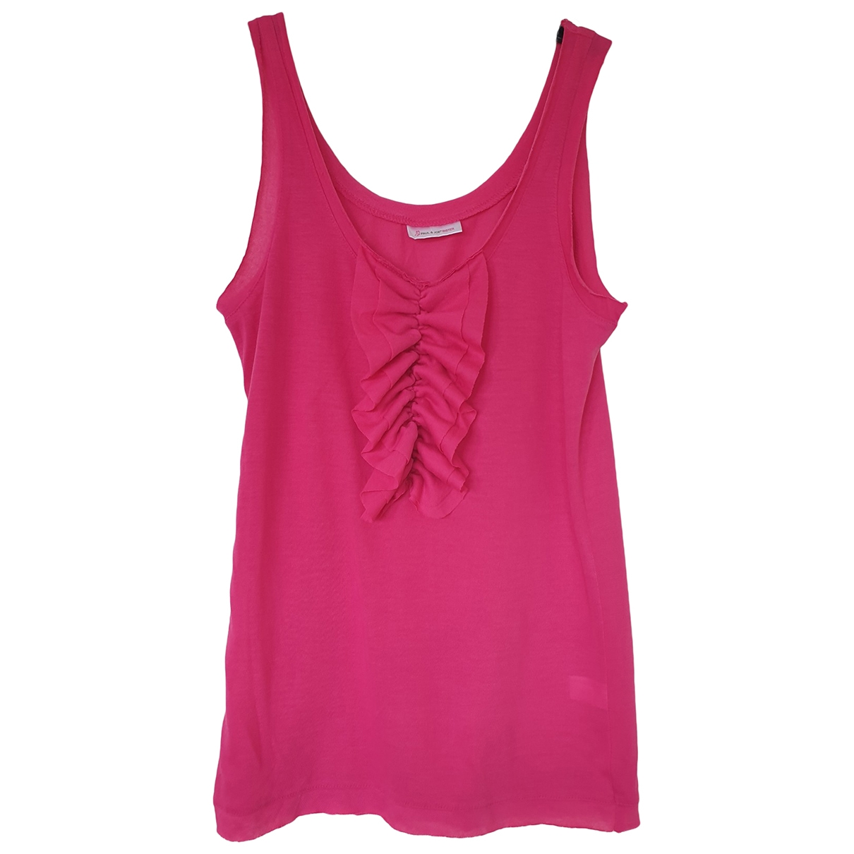 Paul & Joe Sister \N Top in  Rosa Polyester