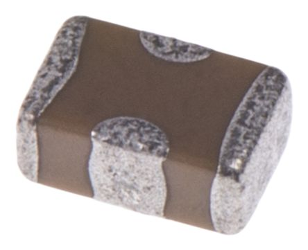 Murata NFM21C Series, Signal Filter, 50 V dc, 2A 0805 (2012M) SMD 2 x 1.25 x 0.85mm (10)