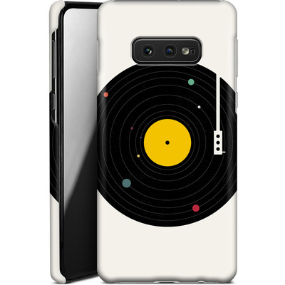 Samsung Galaxy S10e Smartphone Huelle - Music Everywhere von Florent Bodart