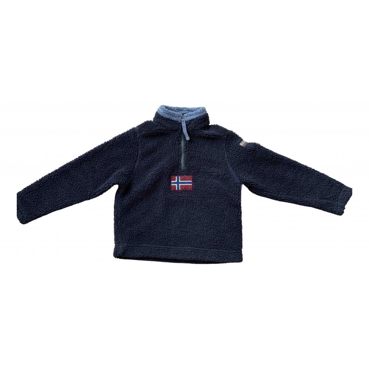 Napapijri \N Blue jacket & coat for Kids 4 years - until 40 inches UK