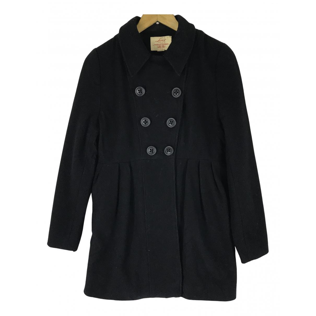 Levis - Veste   pour femme en laine - noir