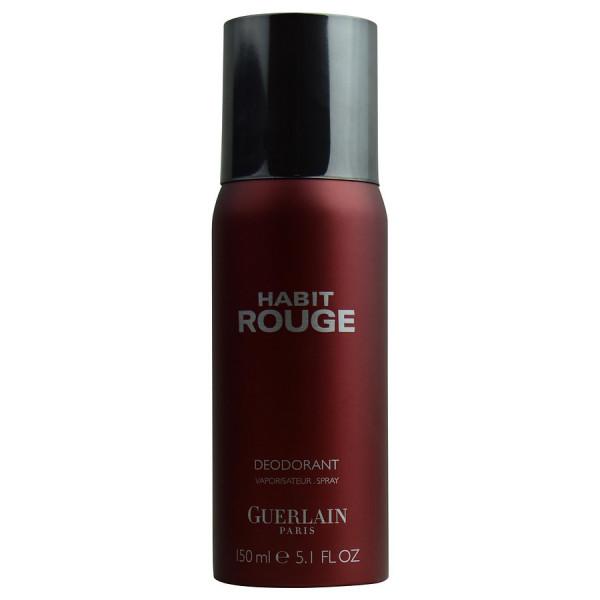Habit Rouge - Guerlain desodorante en espray 150 ML