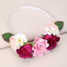 Flower Decor Headband