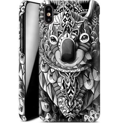 Apple iPhone XS Max Smartphone Huelle - Koala von BIOWORKZ