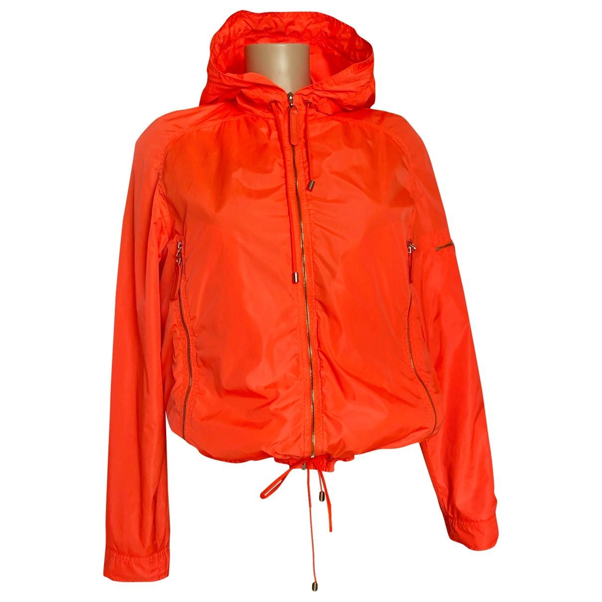 Chanel - Blouson   pour femme - orange
