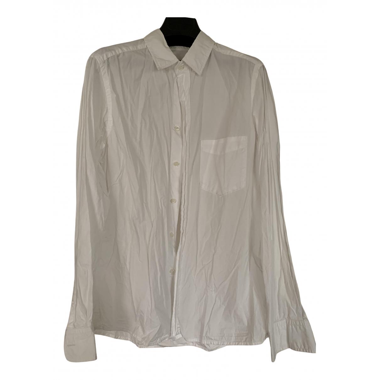 Isabel Marant \N Hemden in  Weiss Baumwolle