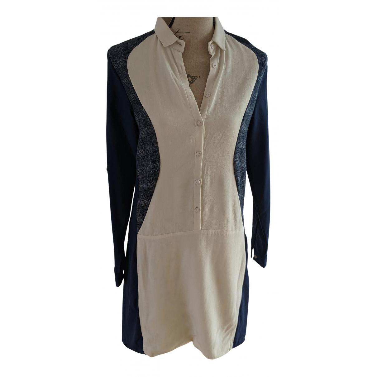Cote N Navy dress for Women 8 UK