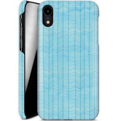 Apple iPhone XR Smartphone Huelle - Fishbone von caseable Designs