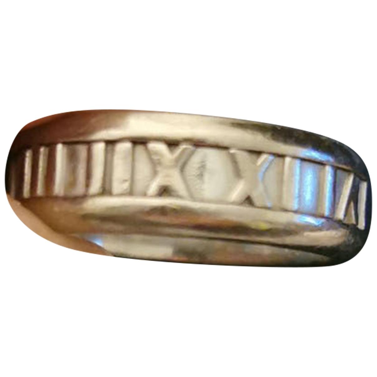 Tiffany & Co Atlas White White gold ring for Women \N