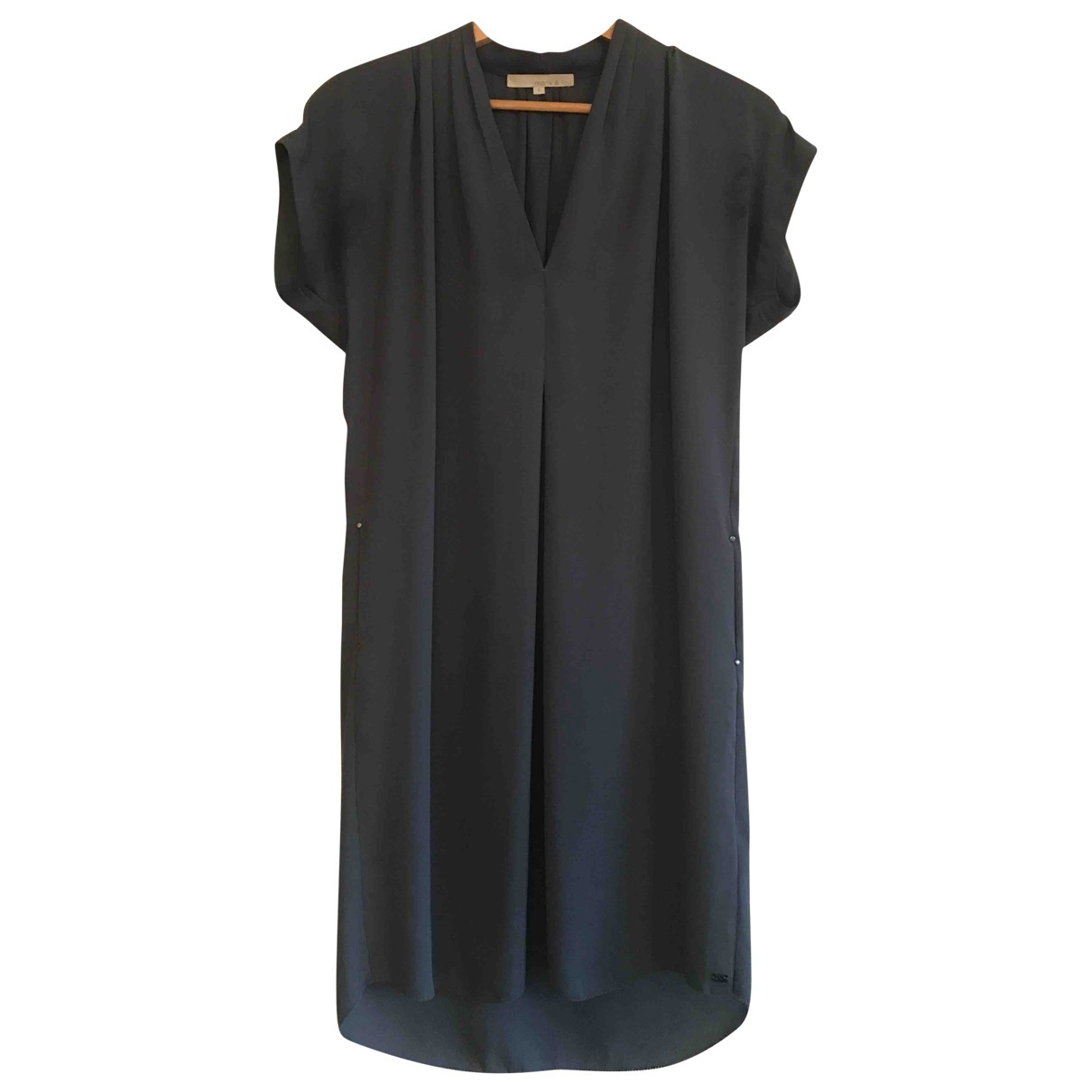 Non Signé / Unsigned \N Turquoise dress for Women 36 FR