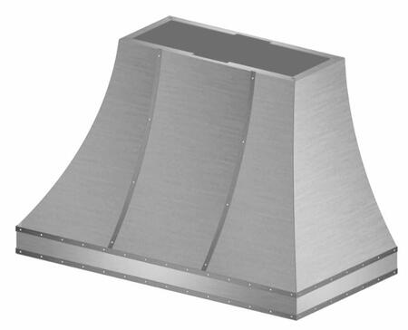 SC036MLPLTD 36 Sahara Curved Sides Wall Hood with 600 CFM  Stainless Steel Baffle Filters  LED Lighting and Three-Speed Fan + Boost Feature in