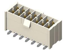 Samtec , IPL1 Mini Mate, 20 Way, 2 Row, Vertical PCB Header (21)