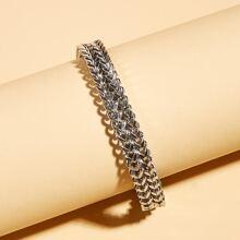 Guys Chain Bracelet