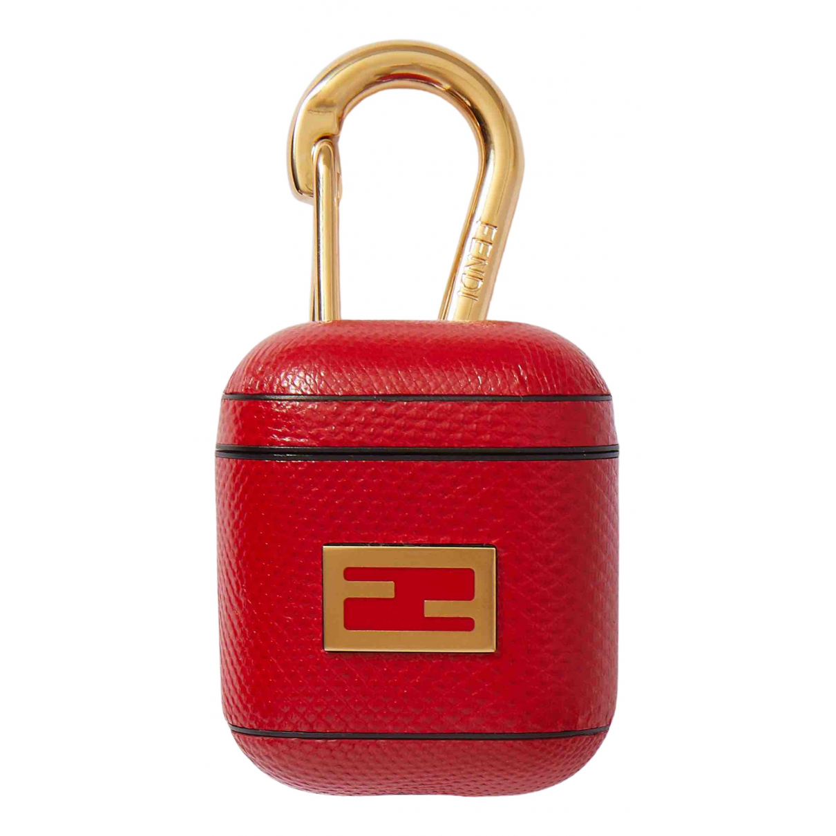 Fendi \N Red Python Purses, wallet & cases for Women \N