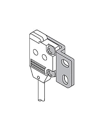 Panasonic Mounting Bracket for use with EX-10 Series Photoelectric Sensor