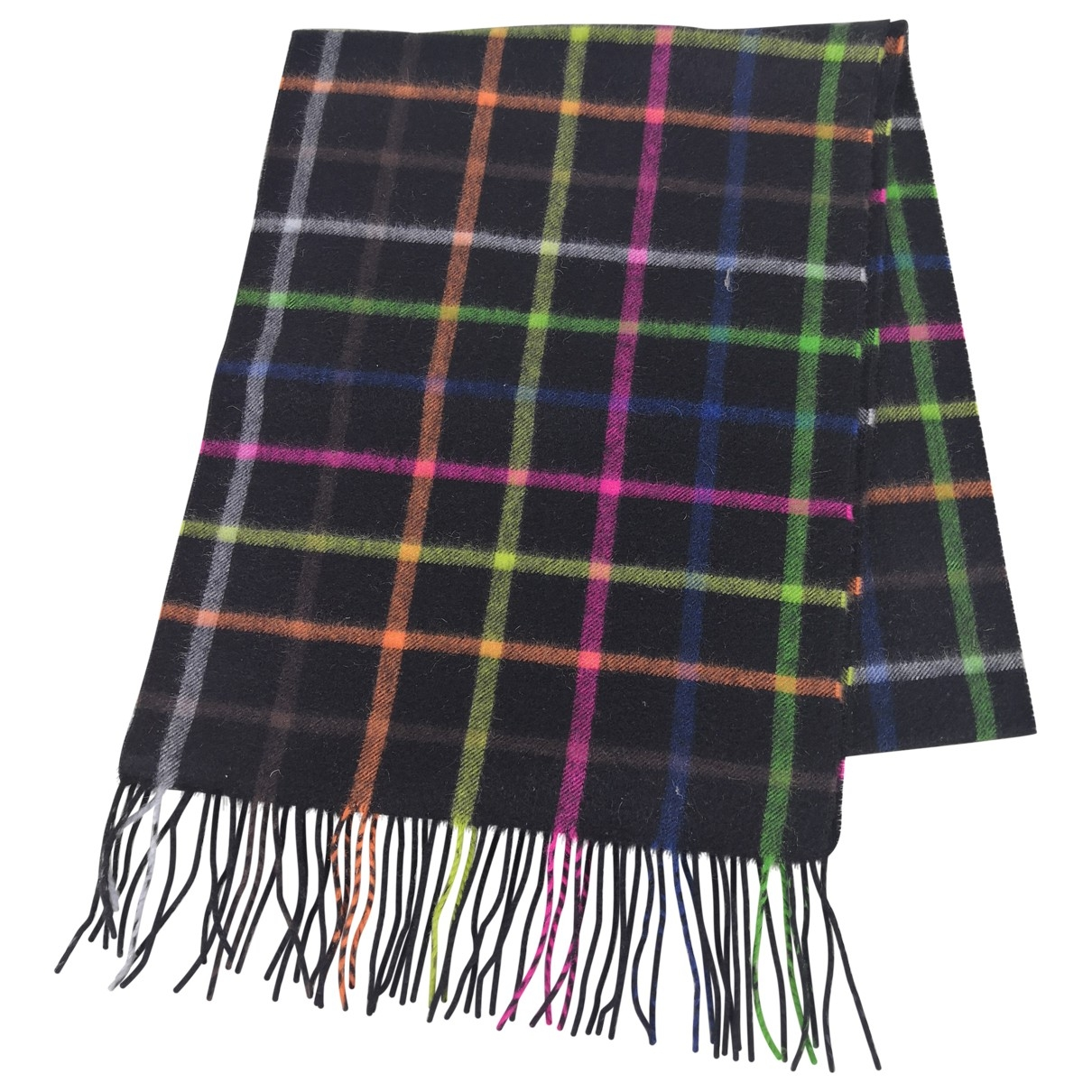 Coach \N Multicolour Wool scarf for Women \N