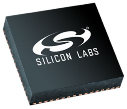 Silicon Labs EZR32LG230F256R69G-C0, 32bit ARM Cortex-M3 Microcontroller, EZR32LG, 1.05GHz, 256 kB Flash, 41-Pin QFN64 (260)