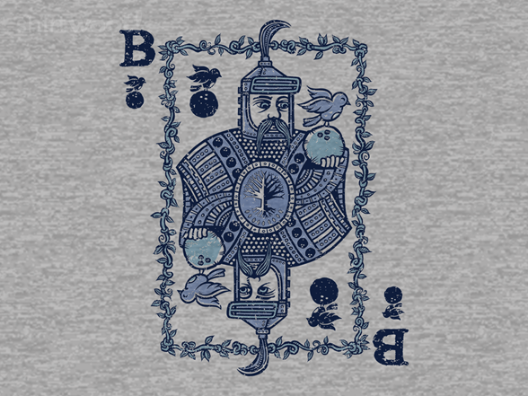 Sir Bedivere, Man Of Science T Shirt