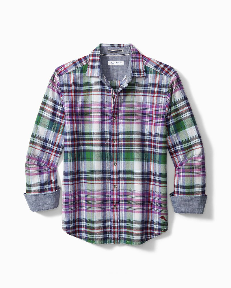 Montauk Flannel Shirt