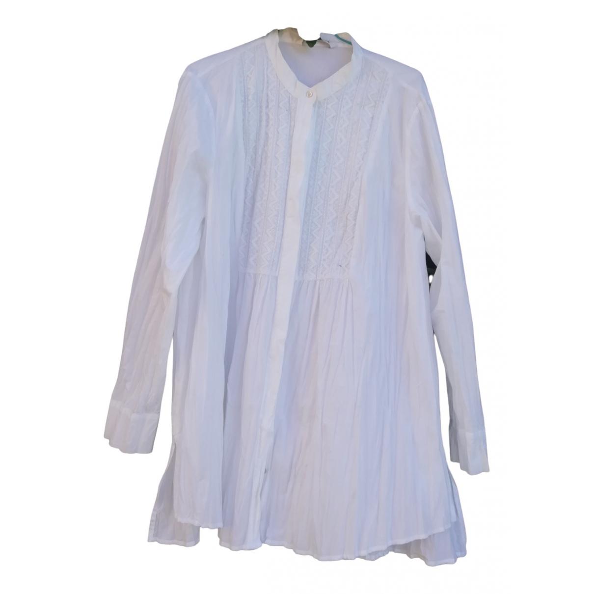 Zara \N White  top for Women L International