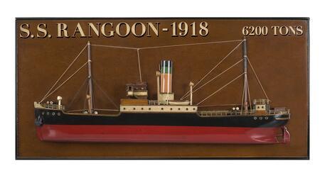 AS300 Tramp Steamer 'Rangoon' 12.25
