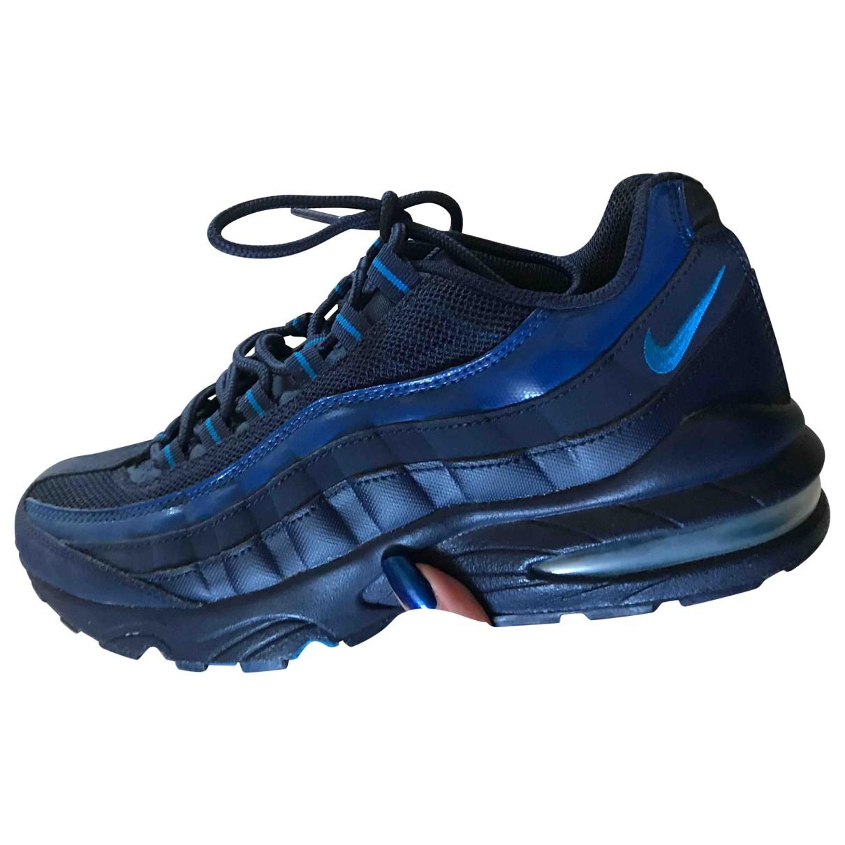Deportivas Air Max 95 de Cuero Nike