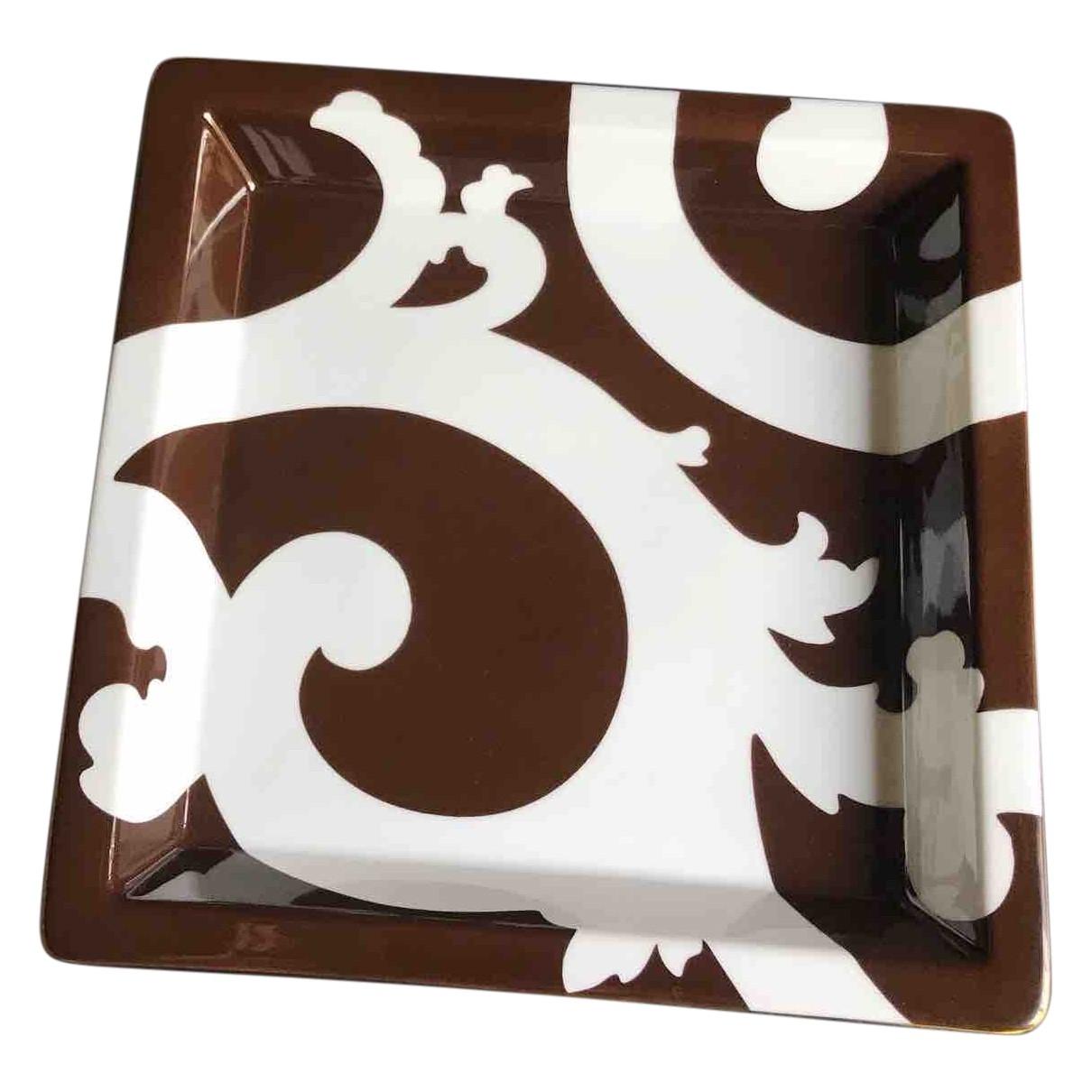 - Objets & Deco   pour lifestyle en ceramique - blanc